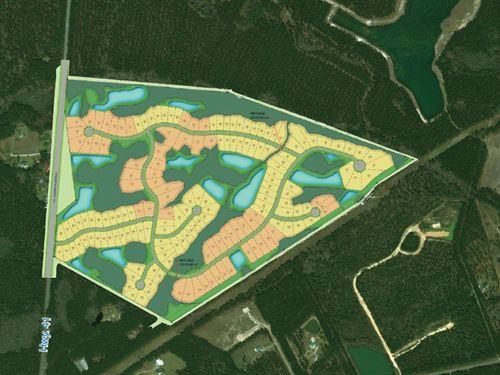 190 Acres Of Entitled Land : Huger : Berkeley County : South Carolina