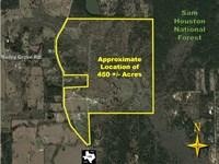 Calfree Ranch : Montgomery : Montgomery County : Texas
