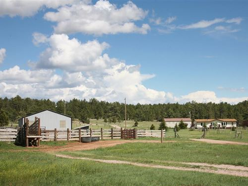 Behl Ranch : Edgemont : Custer County : South Dakota
