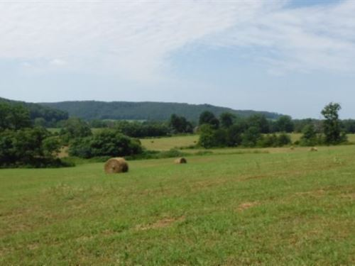 97.71 Ac Of Mostly Farm Land : Livingston : Overton County : Tennessee