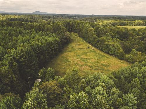 Farmland, Home & Recreational Land : Stuart : Patrick County : Virginia