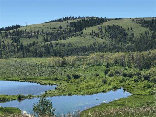 Broken Anvil Ranch : Lander : Fremont County : Wyoming