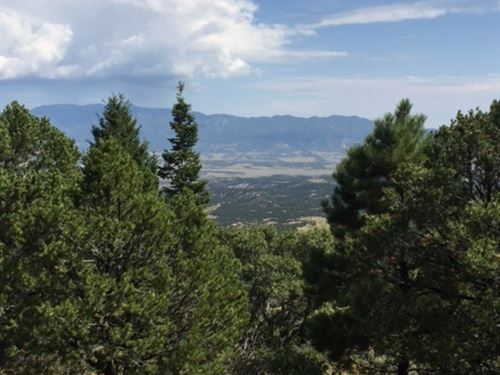 Big And Cheap Hunting Land : Gardner : Huerfano County : Colorado