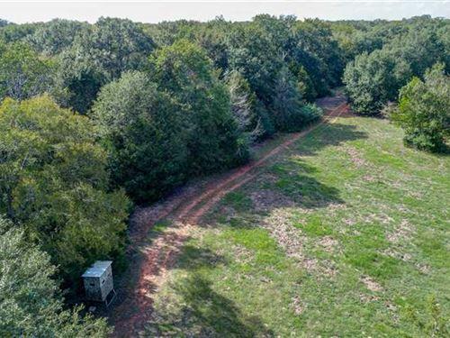 Turnkey Deer Camp/Recreational Tra : Wheelock : Robertson County : Texas