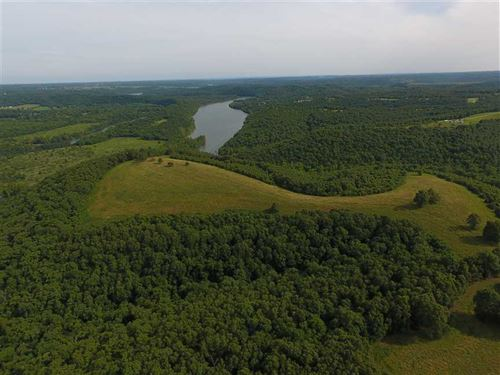 447 Acre Farm in Galena, Missouri : Galena : Stone County : Missouri