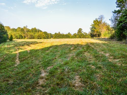21.01 Acres In Holly Springs : Inman : Spartanburg County : South Carolina