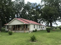 Se Georgia Turnkey Bucolic Estate : Metter : Candler County : Georgia