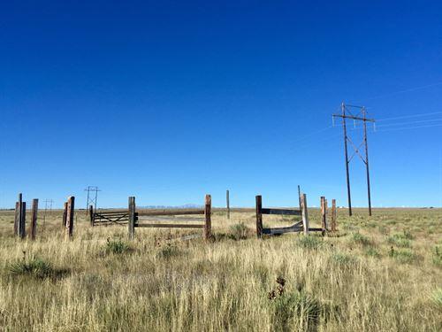 Cold Iron 160 : Ramah : El Paso County : Colorado