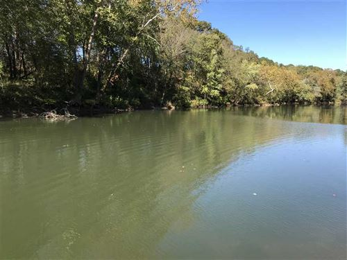 248 Acres On The Gasconade River : Lebanon : Laclede County : Missouri