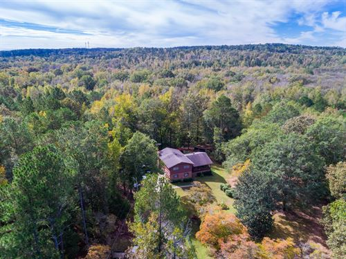 25 Acres Welcomes You Home : Loganville : Rockdale County : Georgia