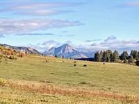 Montagna I : Durango : La Plata County : Colorado