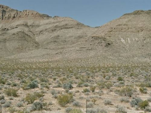 Nye County, Nv $300,000 Neg : Pahrump : Nye County : Nevada