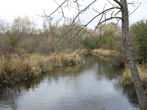 Vacant Land For Outdoor Enthusiast : Mukwonago : Waukesha County : Wisconsin