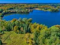 Mls 168002 - 16.5 Ac, Presque Isle : Presque Isle : Vilas County : Wisconsin