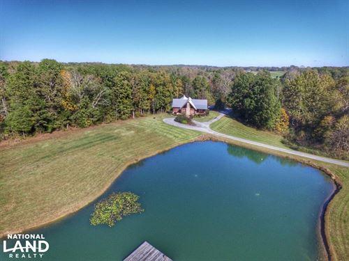 Hunting Creek Estate : Mocksville : Davie County : North Carolina