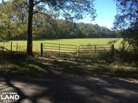 Bolton Mini-Farm And Hunting Retrea : Bolton : Hinds County : Mississippi