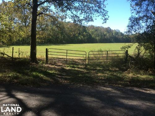 Bolton Mini-Farm And Hunting Retrea : Bolton : Hinds County : Mississippi