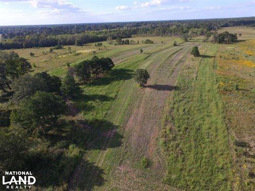Hayneville Ridge Road Tract A And : Mathews : Montgomery County : Alabama