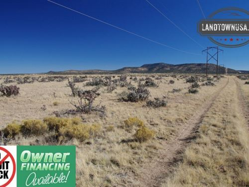 36.90 Acre Off Interstate 40 For Ha : Seligman : Yavapai County : Arizona