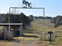 Ktk Ranch 186 +/- Acres : Stilwell : Adair County : Oklahoma