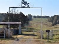 Ktk Ranch 186 +/- Acres : Stilwell : Adair County : Oklahoma