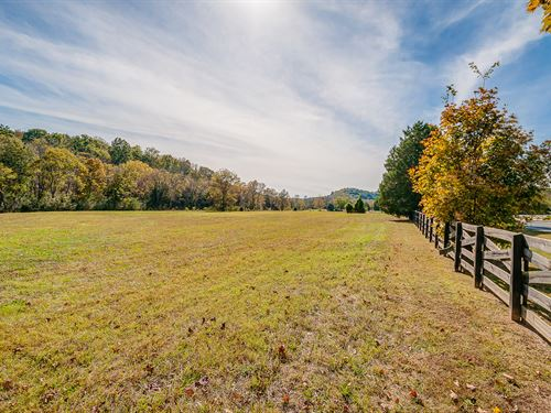 60 Acres With Creek : Hampshire : Maury County : Tennessee