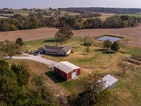 5Bed/4Bath Home on 150 Acres, 4 : Independence : Montgomery County : Kansas