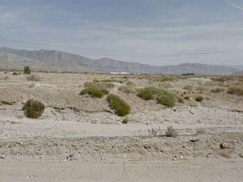 Riverside County, Ca $45,000 Neg : Cabazon : Riverside County : California