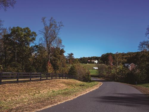 7 Res. Development Lots : Nokesville : Prince William County : Virginia