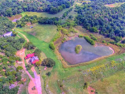 Bed And Breakfast-Hunting / Fishing : Lookeba : Caddo County : Oklahoma