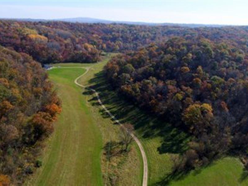 Amazing recreational sanctuary ranch for sale ridgeway for Sanctuary ranch