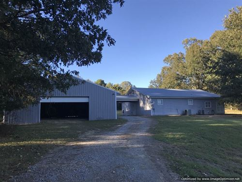 Turn Key Camp House & Hunting : Bentonia : Yazoo County : Mississippi