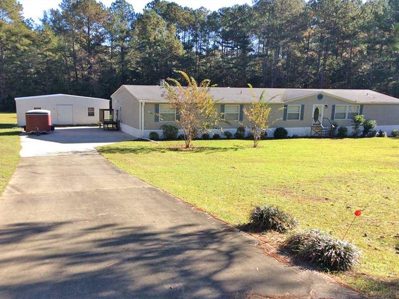 Mt Ida Road House : Luverne : Crenshaw County : Alabama