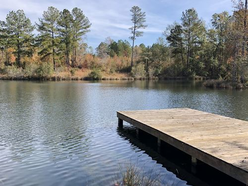 Lakeview Escape : Milledgeville : Baldwin County : Georgia