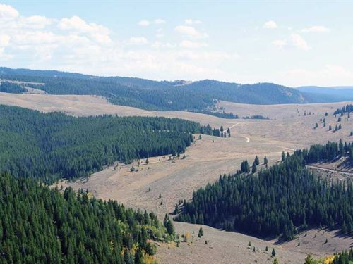 Jack Creek Ranch : Shell : Big Horn County : Wyoming