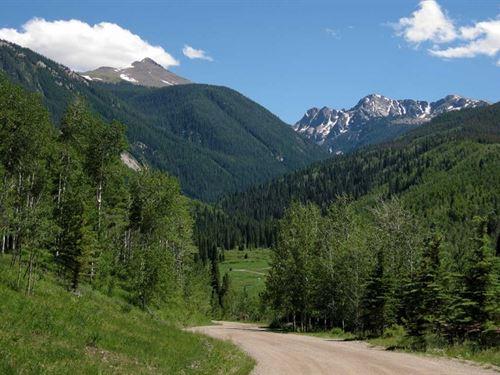 Eagle's Nest Ranch : Vail : Eagle County : Colorado