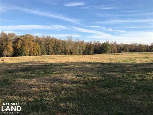 Homesite Development Opportunity : Belton : Greenville County : South Carolina