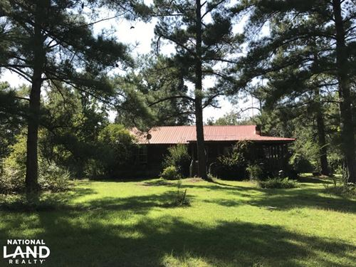 Ruffin Small Estate House/Pasture/H : Ruffin : Colleton County : South Carolina