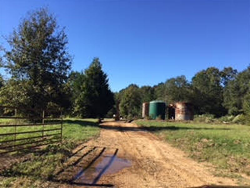 Ac Hunting Tract In Natchez Ranch For Sale