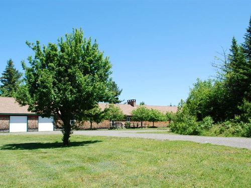 Bennett Hill Lodge : Parkman : Piscataquis County : Maine