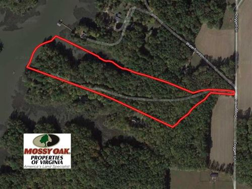 Under Contract, 12.7 Acres of Res : Carrollton : Isle Of Wight County : Virginia