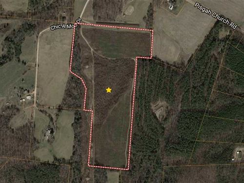 35 Acres in Stony Point, Iredell : Stony Point : Iredell County : North Carolina