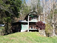 Conservation Farm 149.84Ac, 2 Homes : Hilham : Overton County : Tennessee