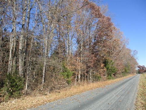 Deuprees Road : Drakes Branch : Charlotte County : Virginia