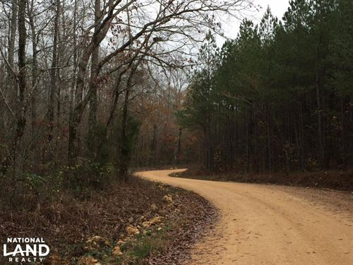 Westover Rock School Road Timber Tr : Harpersville : Shelby County : Alabama
