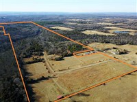 Deer And Turkey Hunting Property : Judsonia : White County : Arkansas