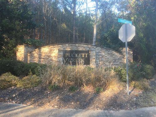 37 Residential Lots : Canton : Cherokee County : Georgia