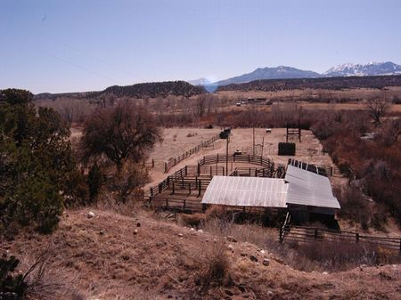 Garcia Ranch : Gardner : Huerfano County : Colorado
