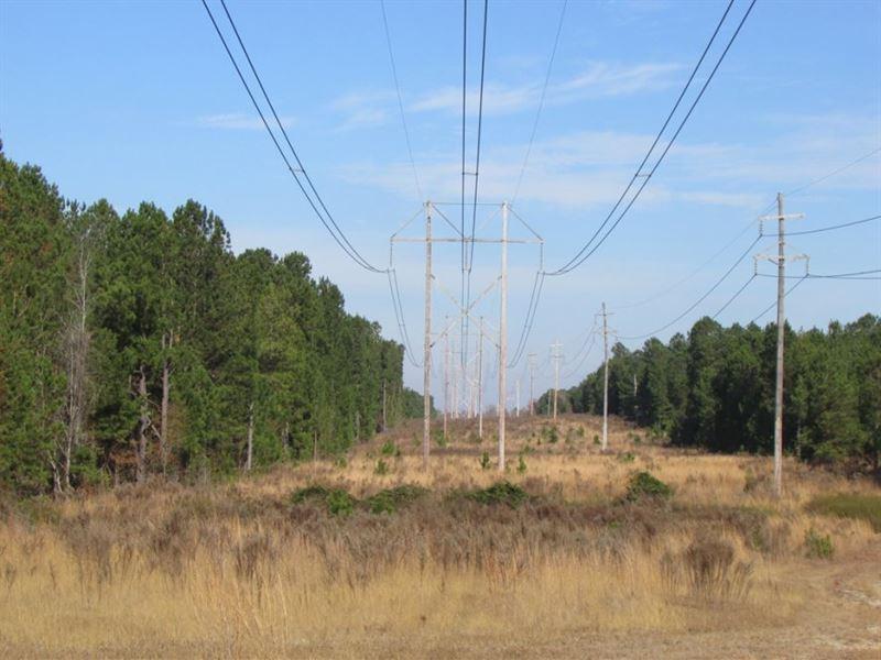 Outen Tract : Lancaster : Kershaw County : South Carolina