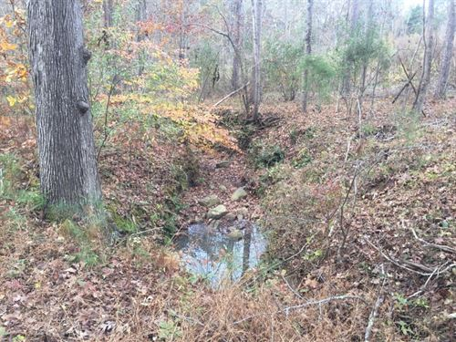 104.15 Acres in Chester, SC : Chester : South Carolina